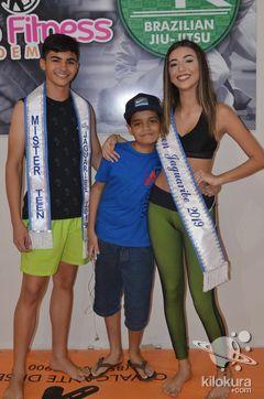 Aclamação Miss e Mister Teen e Reinauguração Academia Mundo Fitness - Foto 75