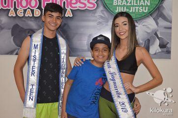 Aclamação Miss e Mister Teen e Reinauguração Academia Mundo Fitness - Foto 76