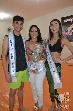 Aclamação Miss e Mister Teen e Reinauguração Academia Mundo Fitness - Foto 77