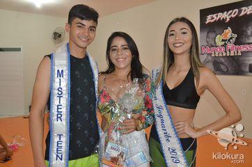 Aclamação Miss e Mister Teen e Reinauguração Academia Mundo Fitness - Foto 78