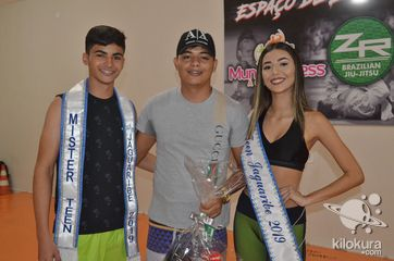 Aclamação Miss e Mister Teen e Reinauguração Academia Mundo Fitness - Foto 79