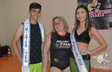 Aclamação Miss e Mister Teen e Reinauguração Academia Mundo Fitness - Foto 82