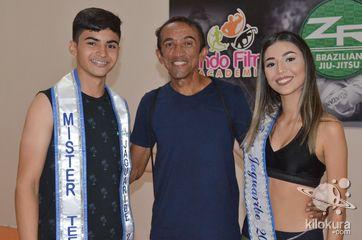 Aclamação Miss e Mister Teen e Reinauguração Academia Mundo Fitness - Foto 85