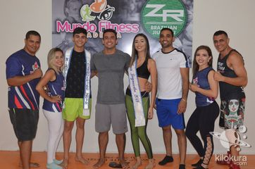 Aclamação Miss e Mister Teen e Reinauguração Academia Mundo Fitness - Foto 90