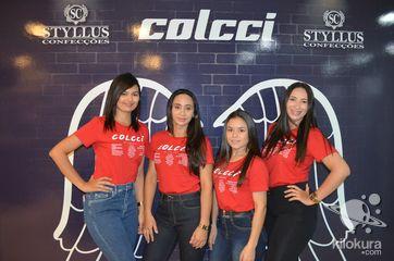 Coquetel de lançamento da marca Colcci na loja Styllus Confecções - Foto 18