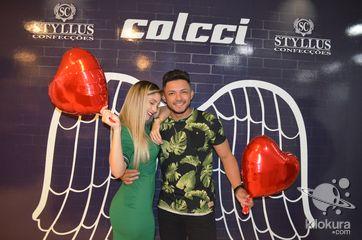 Coquetel de lançamento da marca Colcci na loja Styllus Confecções - Foto 193