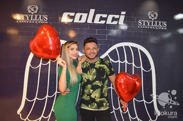 Coquetel de lançamento da marca Colcci na loja Styllus Confecções - Foto 194