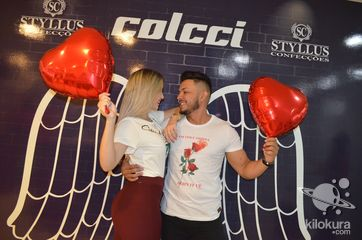 Coquetel de lançamento da marca Colcci na loja Styllus Confecções - Foto 209