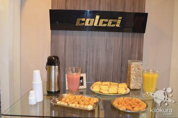 Coquetel de lançamento da marca Colcci na loja Styllus Confecções - Foto 21