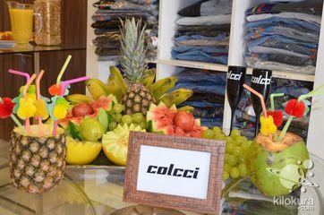 Coquetel de lançamento da marca Colcci na loja Styllus Confecções - Foto 24
