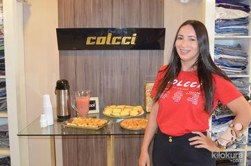 Coquetel de lançamento da marca Colcci na loja Styllus Confecções - Foto 26