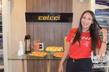 Coquetel de lançamento da marca Colcci na loja Styllus Confecções - Foto 27