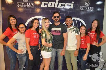 Coquetel de lançamento da marca Colcci na loja Styllus Confecções - Foto 293
