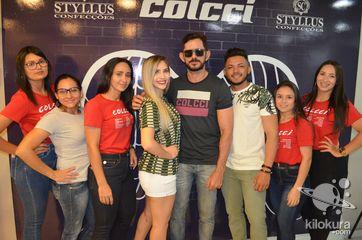 Coquetel de lançamento da marca Colcci na loja Styllus Confecções - Foto 295