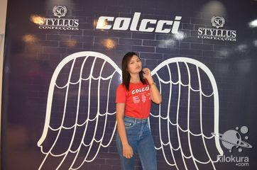 Coquetel de lançamento da marca Colcci na loja Styllus Confecções - Foto 3