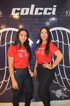 Coquetel de lançamento da marca Colcci na loja Styllus Confecções - Foto 38