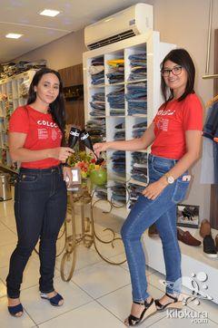 Coquetel de lançamento da marca Colcci na loja Styllus Confecções - Foto 43