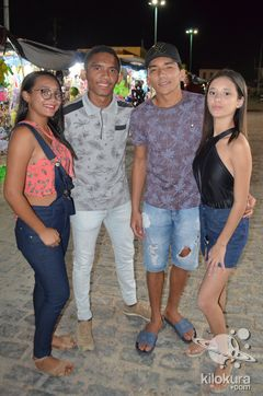 Tradicional Festejos Clube do Josias Nova Floresta - Foto 17