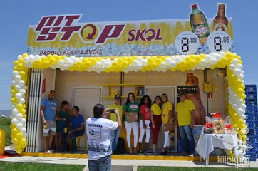Inauguração Pit Stop Skol - Foto 32