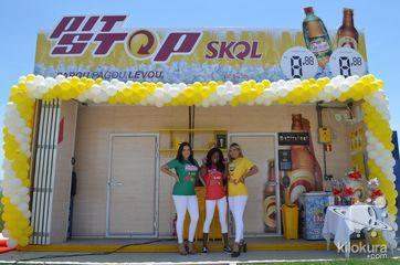 Inauguração Pit Stop Skol - Foto 4