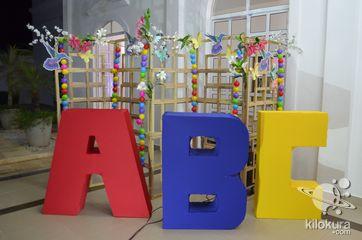 Formatura do ABC da Escolinha Aprender Brincando - Foto 2
