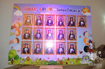 Formatura do ABC da Escolinha Aprender Brincando - Foto 5