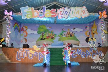 Formatura do ABC da Escolinha Aprender Brincando - Foto 9