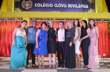 Festa de Formatura do 3º e 9º Ano 2019 do Colégio Clóvis Beviláqua - Foto 14