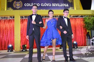 Festa de Formatura do 3º e 9º Ano 2019 do Colégio Clóvis Beviláqua - Foto 42