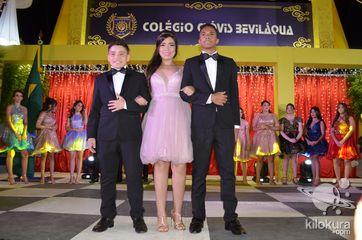 Festa de Formatura do 3º e 9º Ano 2019 do Colégio Clóvis Beviláqua - Foto 59