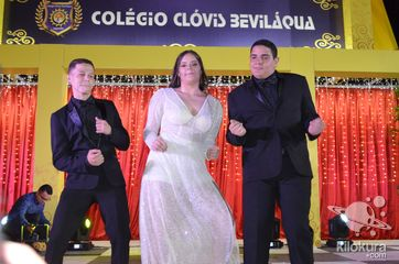 Festa de Formatura do 3º e 9º Ano 2019 do Colégio Clóvis Beviláqua - Foto 72